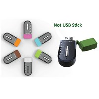 Bluetooth USB FM Transmitter With  Handsfree Talking Function