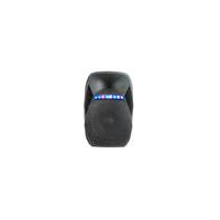 Disco Light Speaker Box with MP3, FM, Bluetooth, Microphone, Stand, Remote Control