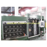 Multi Wire Drawing Machine with Annealing