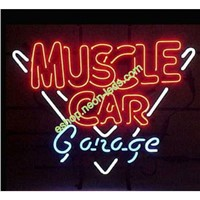 Muscle Car Neon Sign