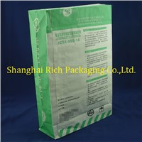 25kg cement kraft paper sack with valve