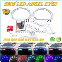 BMW LED RGB Angle Eye Light with Remote Control