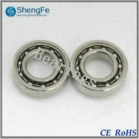 S681X Deep groove ball bearings single row Radial Bearing