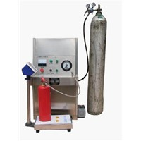 water type fire extinguisher filling machine