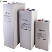 2V 250ah Opzv Cspower Gel Battery for Solar System (OPzV250)