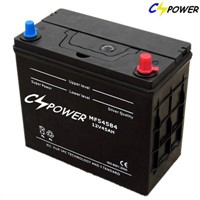 JIS Maintenance Free Car Battery Ns60mf Cspower/OEM