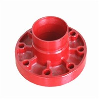 ASTM A536 Flange Adaptor Pipe Joint
