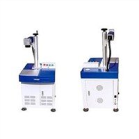 Desktop 10W Fiber Laser Metal Marking Machine
