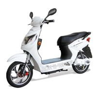 New 500W Electric Moped, Electric Bike with Disk Brake (ES-008)