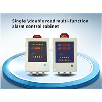 double road multi-function alarm control cabinet