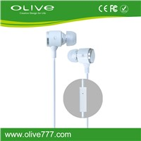 3.5mm Stereo In-Ear Earphone with Microphone Talking