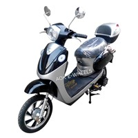 High Quality 500W Brushless Motor Electric Moped Scooter with Pedal (ES-019)