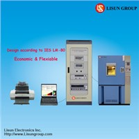 LEDLM-80PL Life Testing Machine - acceleration led lumen maintenance test system