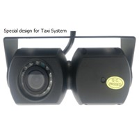 Real-time monitoring Taxi Surveillance Solution with Dual lens vehicle camera