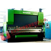 WC67K Metal sheet bending machine