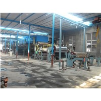 cast coated paper coating machine