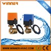 Easy Installation Electric Brass Water Valve for Gardening