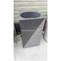 g603 pedestal sink g603 granite pedestal pedestal wash basin