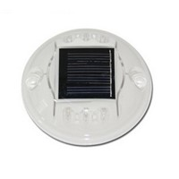 Shenzhen factory sale plastic road stud led solar cat eye