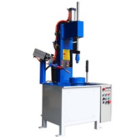 Automatic TIG/MIG Vertical Type Circular Seam Welding Machine
