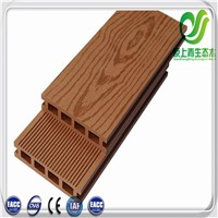 Composite floor wood plastic floor WPC composite deck