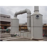 GRP Fiberglass FRP Purification Tower