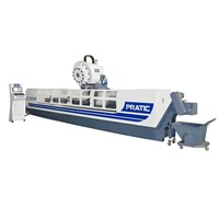 high precision PYA CNC milling machine