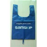 Foldable Promotional Polyester Shopping Bags