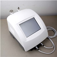 Portable RF skin tightening beauty system