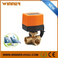 Solar Energy Equipment Control Valve