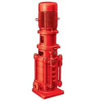 XBD Vertical Fire Pump