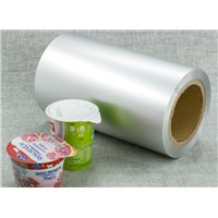 Ps Lacquer Aluminium Foil for Yogurt Lids