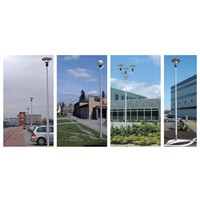 hot products china supplier aluminum pole light (YLDG-X)
