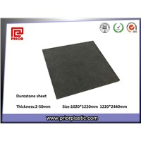 Black Durostone Sheet for Selective Solder Fixture