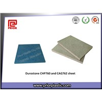 PCB Soldering material-Durostone Antistatic Sheet with Blue and Grey Color