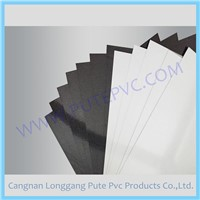 PT-PS-022 Self-Adhesive PVC sheet for album, photo book, memory book, menu inner pages