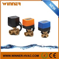 Winner Motorized Ball Valve for Water