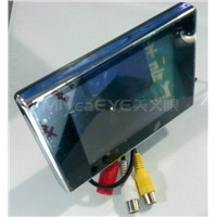3.5 Inch Mini Car LCD Monitor,3.5 Inch Mini Display Dual Video