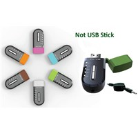 3.5mm Plug USB FM Transmitter