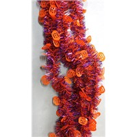 Christmas Tinsel Garland Decoration