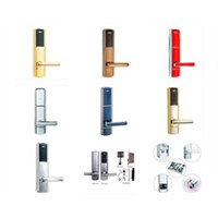 DC 6V Hotel electronic card lock manufacturer looking for distributor