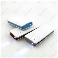 PT-82 Portable universal 13000mah 3usb external cable dc5.0v adapter power bank