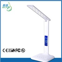 T32 Touch Control Dimmable LED Table Lamp Reading Light With LCD Screen