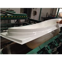 bathtub vacuum forming machine