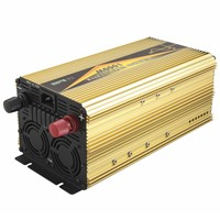 1Kva power inverter with charger with high efficiency for solar power home system LCD display