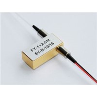1x2T Mechanical Fiber Optic Switch