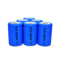 NI-MH Rechargeable SC size  NH-4/5SC1500MAH