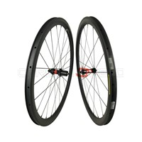 DSS-38C-25mm 700c carbon clincher wheels with DT 240s stright pull hub