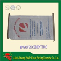 PP Woven Cement Bag packing for 25kg cement