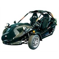 VIPER TRIKE-BIKE KTD SR-250 TRIKE-CAR. 250CC STREET LEGAL TRIKE Price 1500usd